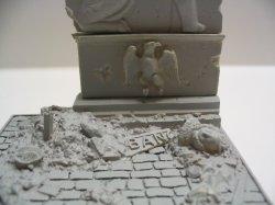 画像2: Reality in Scale[RIS35022]廃墟となったローマ建築の壁と石畳