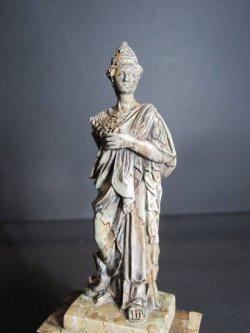 画像2: Reality in Scale[RIS35042]古代の彫像(全身像)台座付き