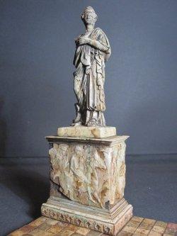 画像1: Reality in Scale[RIS35042]古代の彫像(全身像)台座付き