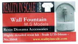 画像1: Reality in Scale[RIS35044]壁掛けの噴水