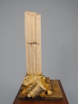 画像1: Reality in Scale[RIS35055]イオニア式の円柱の廃墟 フィギュアベース