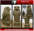 Reality in Scale[RIS35230]エジプト ホルスの彫像