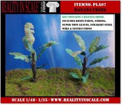 画像1: Reality in Scale[PLA07]バナナの樹