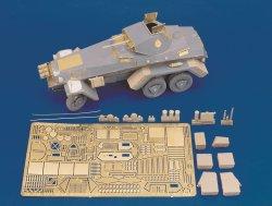 画像1: RoyalModel[RM253]1/35 独 Sd.kfz.231 6輪装甲車ディテールセット HiPM/イタレリ用