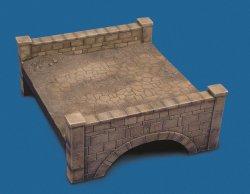画像1: RoyalModel[RM347]1/35 農村の橋