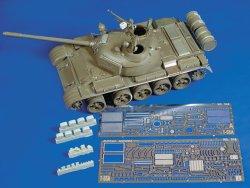 画像1: RoyalModel[RM349]1/35 露 T-55 主力戦車 ディテールセット タミヤ用