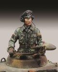 RoyalModel[RM687]1/35 独 WWIIパンサー戦車搭乗員