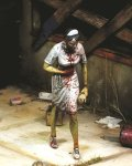 RoyalModel[RM762]1/35 ゾンビシリーズ ゾンビと化した女看護師