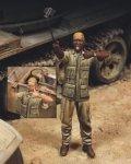 RoyalModel[RM782]1/35 現用米 自撮りする兵士