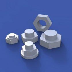 画像1: RoyalModel[RM916]1/35 汎用ボルト&ナットアソートセットNo.2
