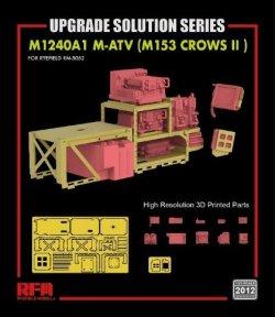 画像1: ライフィールドモデル[RFM2012]1/35 M-ATV用グレードアップパーツセット (RFM5032 & RFM5052用)