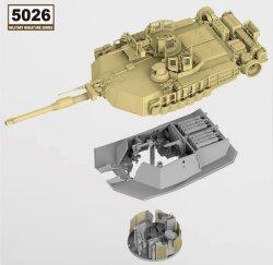 画像4: ライフィールドモデル[RFM5026]1/35 M1A2 SEP エイブラムス TUSKI/TUSKIIw/フルインテリア