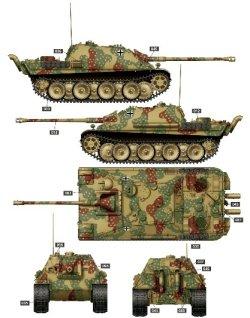 画像2: ライフィールドモデル[RFM5031]1/35 ヤークトパンター G2型ドイツ重駆逐戦車w/可動式履帯
