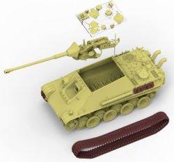 画像4: ライフィールドモデル[RFM5031]1/35 ヤークトパンター G2型ドイツ重駆逐戦車w/可動式履帯