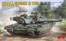 画像1: ライフィールドモデル[RFM5039]1/35 チャレンジャー2 TES「メガトロン」 イギリス軍主力戦車