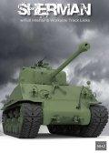 ライフィールドモデル[RFM5042]1/35 M4A3 76W HVSS シャーマン 中戦車 w/可動式履帯&フルインテリア