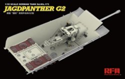 画像3: ライフィールドモデル[RM-5022]1/35 ドイツ重駆逐戦車 Sd.Kfz.173 ヤークトパンター G2型