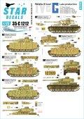 STAR DECALS[SD35-C1212]1/35 WWII独 IV号戦車G型後期生産型 東部戦線1943〜44年
