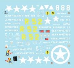 画像2: STAR DECALS[SD35-C1233]1/35 WWII 米 M3A1ハーフトラックD-デイ75周年スペシャル フランス ノルマンディー1944年