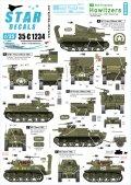 STAR DECALS[SD35-C1234]1/35 WWII 米 M7プリースト/M8自走榴弾砲75周年スペシャル フランス ノルマンディー1944年