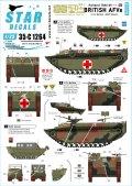 STAR DECALS[SD35-C1264]1/35 WWII 英 オランダでの英陸軍戦車と装甲車 LVT-4バッファロー M29Cウィーゼル