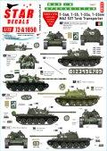 STAR DECALS[SD72-A1050]1/72 現用 アフガニスタンの戦い♯1 T-55&MAZ357 北部同盟 タリバン