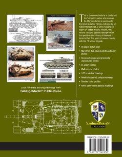 画像2: SabIngaMartin Pab.[SIMBK-28]IDF 神の戦車 Vol.2 メルカバMk1 Part.2 IDFにおける歴史と運用