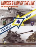 SabIngaMartin Pab.[SBM02]Sabinga Martin Pub.Israeli Way Lioness&Lion Of The Line Vol.1 「戦場の獅子たち -イスラエル国防軍のM50/M51-」