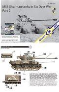 SabIngaMartin Pab.[SIM_21]6日戦争のM51 スーパーシャーマン デカールセットPart.2