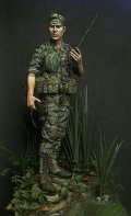 SIAM CRAFT MINIATURES[SC1601]1/16 MACV-SOG 兵士(ベトナム戦争)
