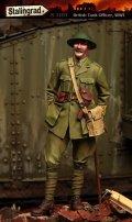 スターリングラード[ST1103]1/35WWIイギリス戦車兵(3)ポーズを取る将校