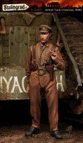 スターリングラード[ST1105]1/35WWIイギリス戦車兵(5)ツナギ服を着た戦車兵