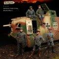 スターリングラード[ST1110]1/35WWIドイツ戦車兵 5体入ビッグセット