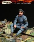 スターリングラード[ST1122]1/35WWIフランス戦車兵(2)パイプを嗜む戦車兵