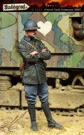 スターリングラード[ST1123]1/35WWIフランス戦車兵(3)腕組みする戦車兵