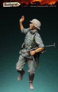 スターリングラード[ST3003]1/35ドイツ陸軍 小隊を指揮する下士官 スペアヘッド2種類付