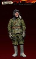 スターリングラード[ST3052]1/35ロシア赤軍41〜43年冬(2)冬支度の赤軍戦車兵
