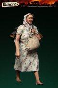 スターリングラード[ST3072]1/35ロシア難民1941〜45(2)避難する女性