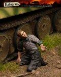 スターリングラード[ST3081]1/35ドイツ戦車兵クルクス1943(1)工具をくれ