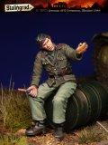 スターリングラード[ST3093]1/35ドイツ装甲車搭乗員ウクライナ1943(3)パンを渡す戦友