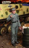 スターリングラード[ST3094]1/35ドイツ装甲車搭乗員ウクライナ1943(4)ワインはどうだ?
