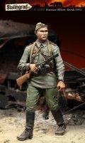 スターリングラード[ST3104]1/35ロシア兵クルスク1943(4)兵を統率する士官