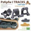 T-Rex Studio[TR85002]1/35 I号戦車A/B型用後期型履帯