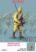 TANK[T-35210]1/35 WWII露 歩兵#2(夏)1941-42(1体)