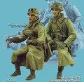 TANK[T-35139]1/35 WWII独 モーターバイク兵(冬)1941-44(2体)