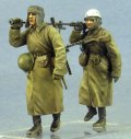 TANK[T-35140]1/35 WWII露 歩兵 /w PTRD対戦車ライフル(冬)1941-43(2体)