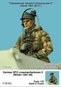 TANK[T-35142]1/35 WWII独 自走砲/戦車兵 II(冬)1941-45)(1体)