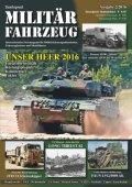 Tankograd[MFZ2/2016]ミリターフォールツォイク 2016年2号