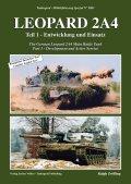 Tankograd[MFZ-S 5083]レオパルド2A4パート1 開発と就役