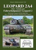 Tankograd[MFZ-S 5084]レオパルド2A4パート2 技術とレオパルド2操縦訓練車